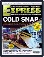 Rail Express (Digital) Subscription January 1st, 2011 Issue