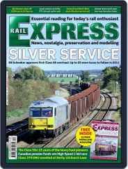 Rail Express (Digital) Subscription December 1st, 2010 Issue