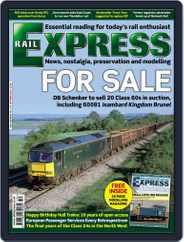 Rail Express (Digital) Subscription September 21st, 2010 Issue