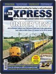 Rail Express (Digital) Subscription August 17th, 2010 Issue