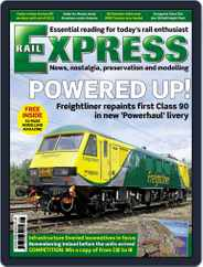 Rail Express (Digital) Subscription August 3rd, 2010 Issue