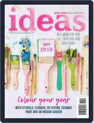 Ideas (Digital) Subscription January 1st, 2019 Issue