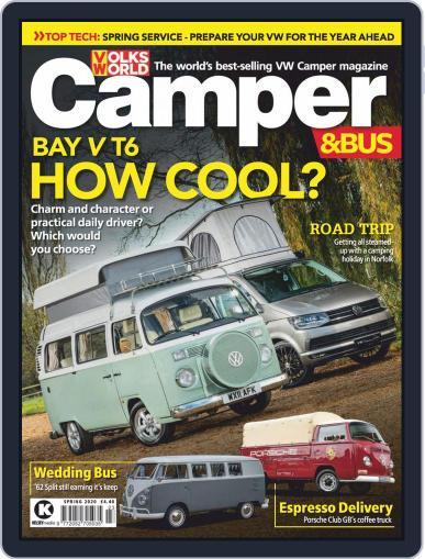VW Camper & Bus April 2nd, 2020 Digital Back Issue Cover