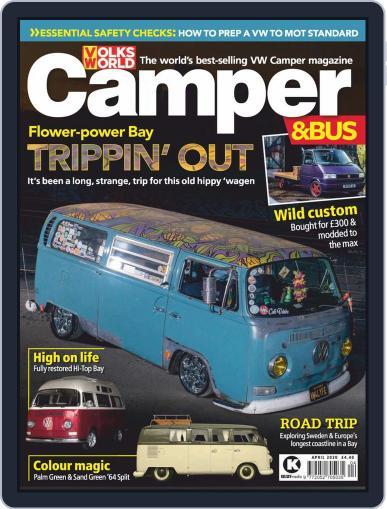 VW Camper & Bus April 1st, 2020 Digital Back Issue Cover