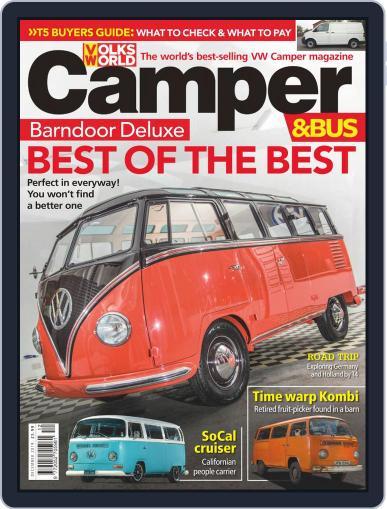 VW Camper & Bus December 1st, 2019 Digital Back Issue Cover