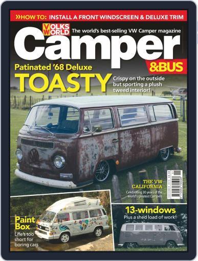 VW Camper & Bus November 1st, 2019 Digital Back Issue Cover
