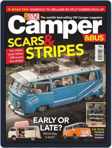 VW Camper & Bus April 1st, 2019 Digital Back Issue Cover
