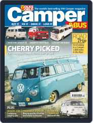 VW Camper & Bus (Digital) Subscription October 15th, 2014 Issue