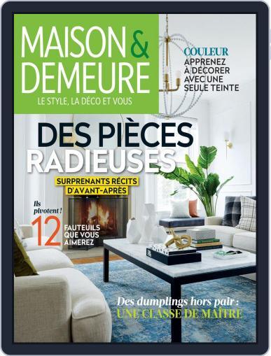 Maison & Demeure (Digital) April 1st, 2020 Issue Cover