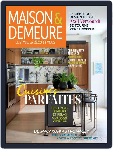 Maison & Demeure (Digital) March 1st, 2020 Issue Cover