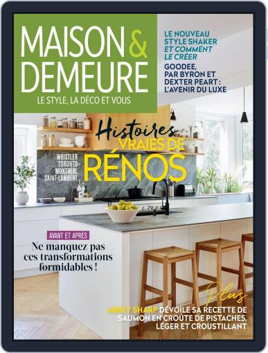 Maison & Demeure February 1st, 2020 Digital Back Issue Cover