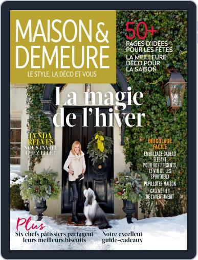 Maison & Demeure (Digital) November 1st, 2019 Issue Cover