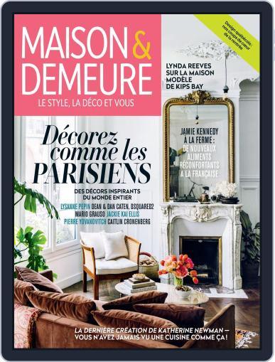 Maison & Demeure September 1st, 2019 Digital Back Issue Cover