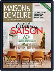Maison & Demeure (Digital) Subscription November 1st, 2018 Issue
