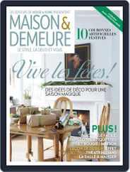Maison & Demeure (Digital) Subscription December 1st, 2016 Issue