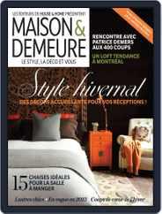 Maison & Demeure (Digital) Subscription December 1st, 2012 Issue