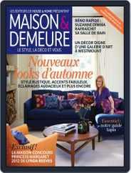 Maison & Demeure (Digital) Subscription September 22nd, 2012 Issue