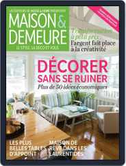 Maison & Demeure (Digital) Subscription May 31st, 2011 Issue