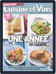 Cuisine Et Vins De France (Digital) Subscription December 1st, 2019 Issue