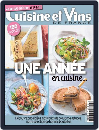 Cuisine Et Vins De France (Digital) December 1st, 2019 Issue Cover