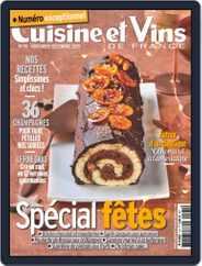 Cuisine Et Vins De France (Digital) Subscription November 1st, 2019 Issue