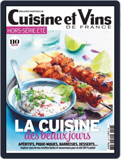 Cuisine Et Vins De France (Digital) May 1st, 2019 Issue Cover