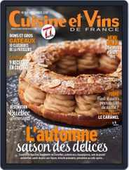 Cuisine Et Vins De France (Digital) Subscription November 1st, 2018 Issue