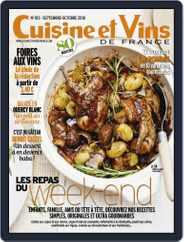 Cuisine Et Vins De France (Digital) Subscription September 1st, 2018 Issue