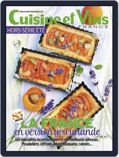 Cuisine Et Vins De France (Digital) May 1st, 2018 Issue Cover