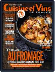 Cuisine Et Vins De France (Digital) Subscription February 1st, 2018 Issue