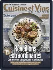 Cuisine Et Vins De France (Digital) Subscription December 1st, 2017 Issue