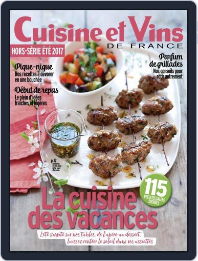 Cuisine Et Vins De France (Digital) June 29th, 2017 Issue Cover