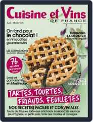 Cuisine Et Vins De France (Digital) Subscription April 1st, 2017 Issue