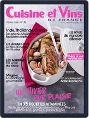 Cuisine Et Vins De France (Digital) Subscription February 1st, 2017 Issue