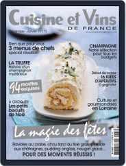 Cuisine Et Vins De France (Digital) Subscription December 1st, 2016 Issue