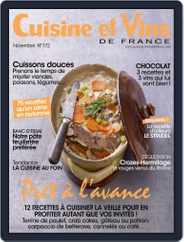 Cuisine Et Vins De France (Digital) Subscription November 1st, 2016 Issue