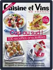 Cuisine Et Vins De France (Digital) Subscription June 30th, 2016 Issue