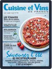 Cuisine Et Vins De France (Digital) Subscription May 26th, 2016 Issue