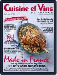 Cuisine Et Vins De France (Digital) Subscription April 1st, 2016 Issue