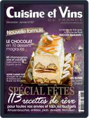 Cuisine Et Vins De France (Digital) Subscription November 10th, 2015 Issue