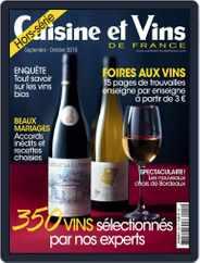 Cuisine Et Vins De France (Digital) Subscription August 31st, 2015 Issue