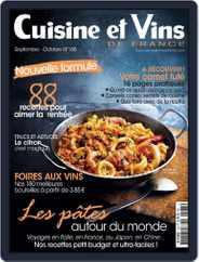 Cuisine Et Vins De France (Digital) Subscription August 19th, 2015 Issue