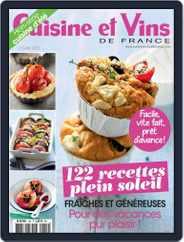 Cuisine Et Vins De France (Digital) Subscription July 1st, 2015 Issue