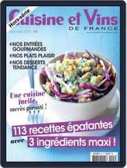 Cuisine Et Vins De France (Digital) Subscription June 23rd, 2015 Issue