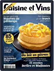 Cuisine Et Vins De France (Digital) Subscription March 18th, 2015 Issue