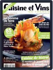 Cuisine Et Vins De France (Digital) Subscription January 22nd, 2015 Issue