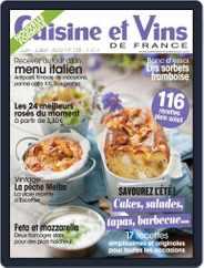 Cuisine Et Vins De France (Digital) Subscription May 27th, 2014 Issue