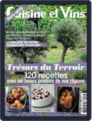 Cuisine Et Vins De France (Digital) Subscription April 23rd, 2014 Issue