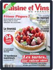 Cuisine Et Vins De France (Digital) Subscription April 2nd, 2014 Issue