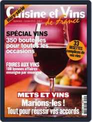 Cuisine Et Vins De France (Digital) Subscription August 27th, 2013 Issue